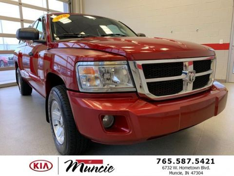 2008 Dodge Dakota 4WD Ext Cab SLT