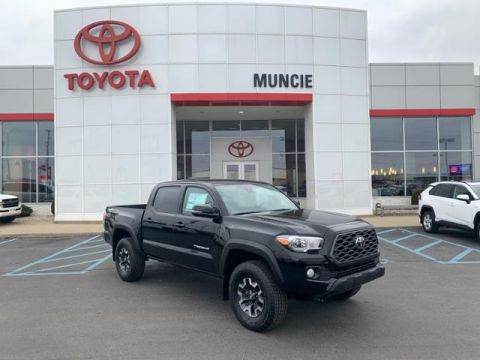 2020 Toyota Tacoma TRD Off Road Double Cab 5' Bed V6 A